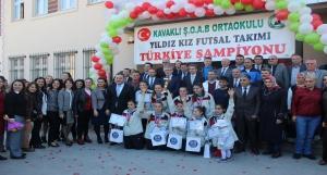 Türkiye şiyonu kavaklı şehit onbaşı adem başoğlu ortaokulu